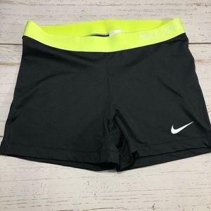 Nike Pro Women's Training Shorts Size XL